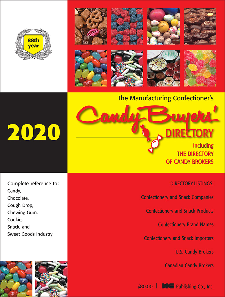 Candy Buyers' Directory
